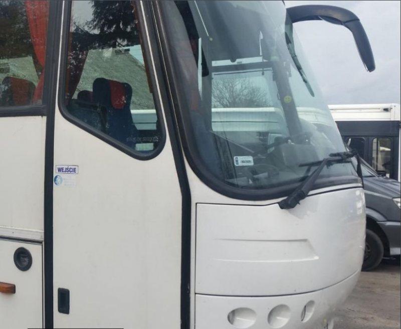 Rozkład jazdy autobusów dla pracowników dojeżdżających do IKEA Industry Wielbark